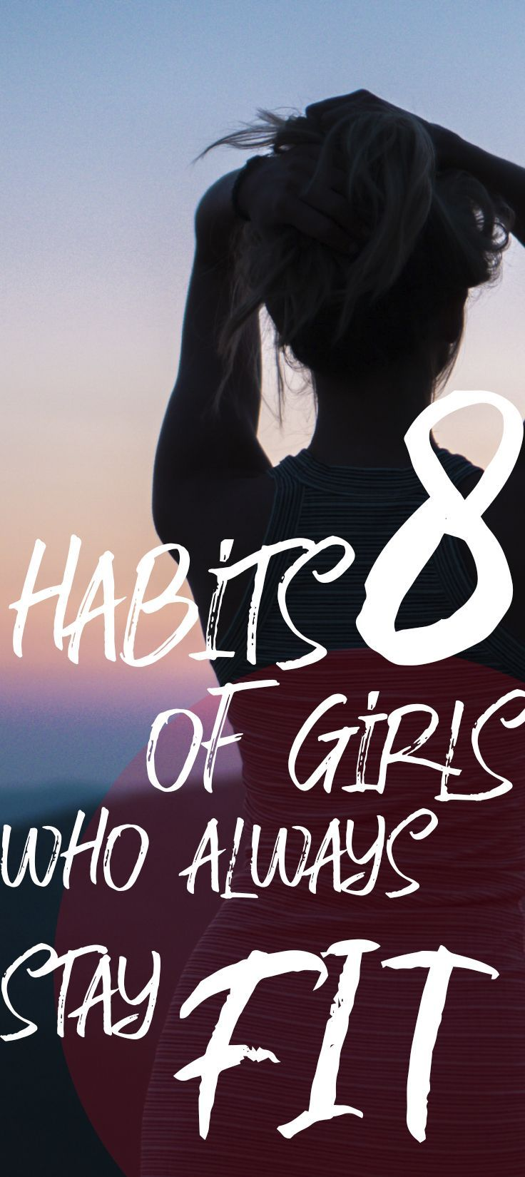 #stayfit  #fitness  #fitgirl #girls #guide?  Looking for a fit girls guide? Here are 8 habits by gir...