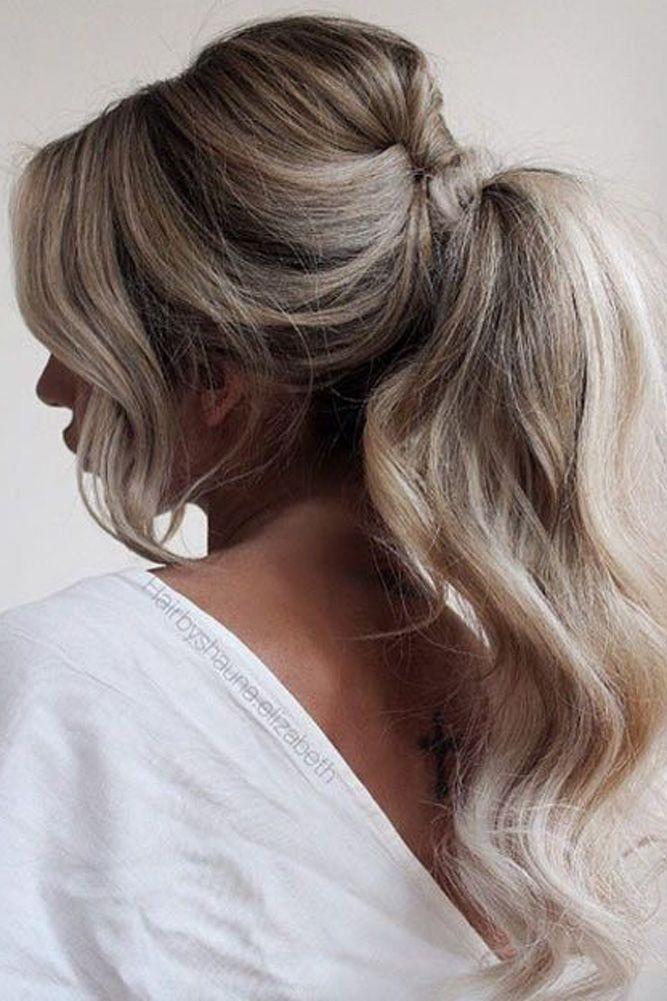 20 Medium Length Wedding Hairstyles For 2021 Brides Emmalovesweddings Short Hair Updo Medium Hair Styles Medium Length Hair Styles