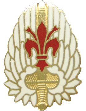 Brave Rifles 0003 Cavalry Unit Crest