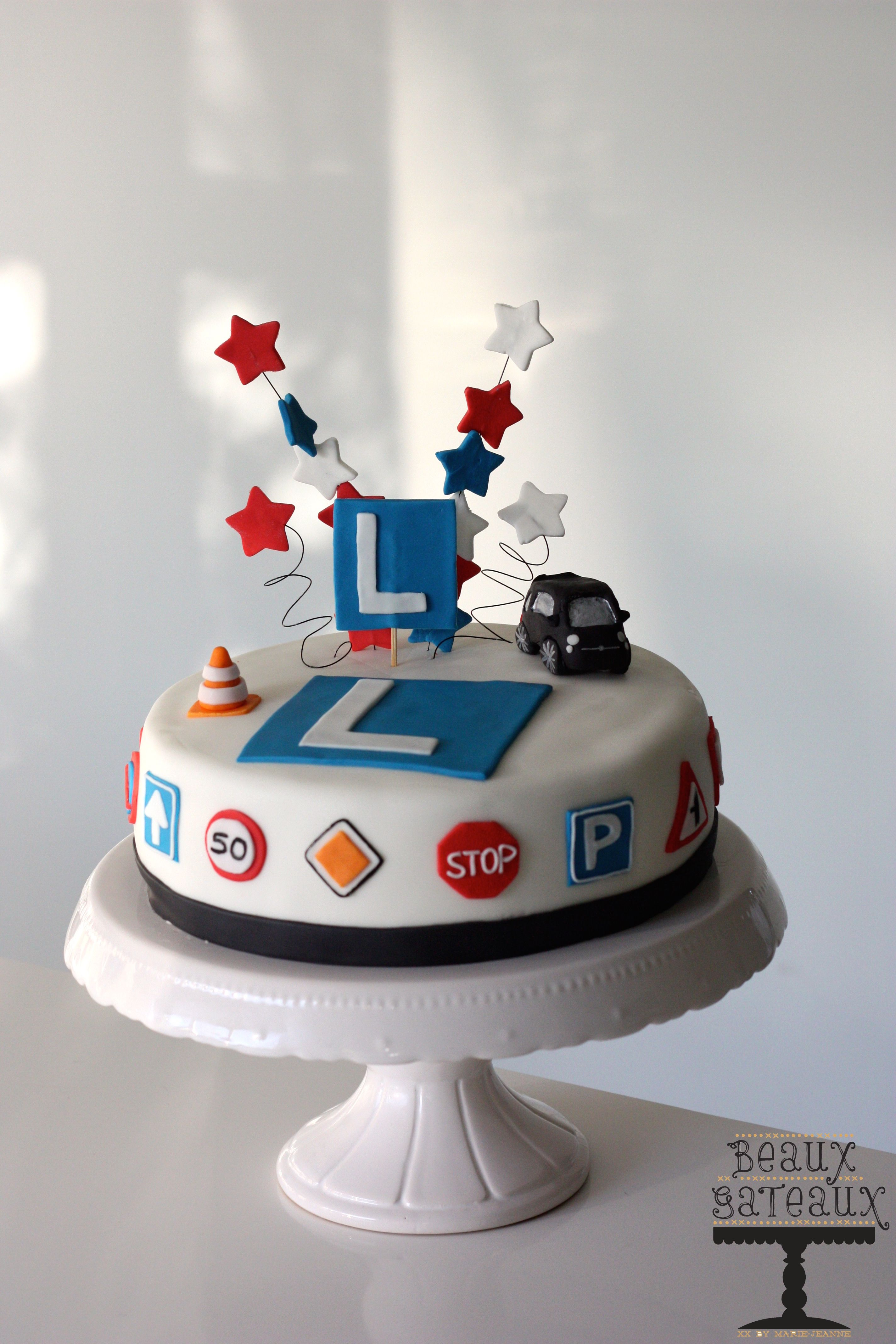 Cake with the theme