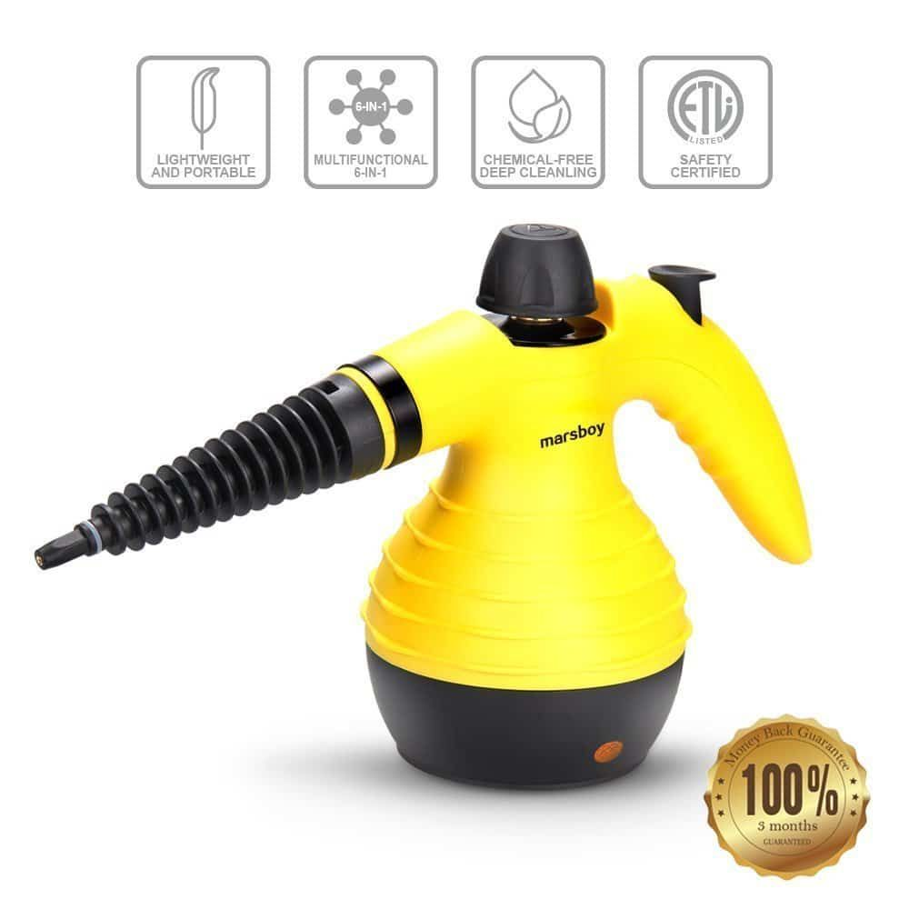 Top 10 Best Steam Cleaner In 2020 Review Hqreview Best Steam Cleaner Steam Cleaners Grease Cleaner