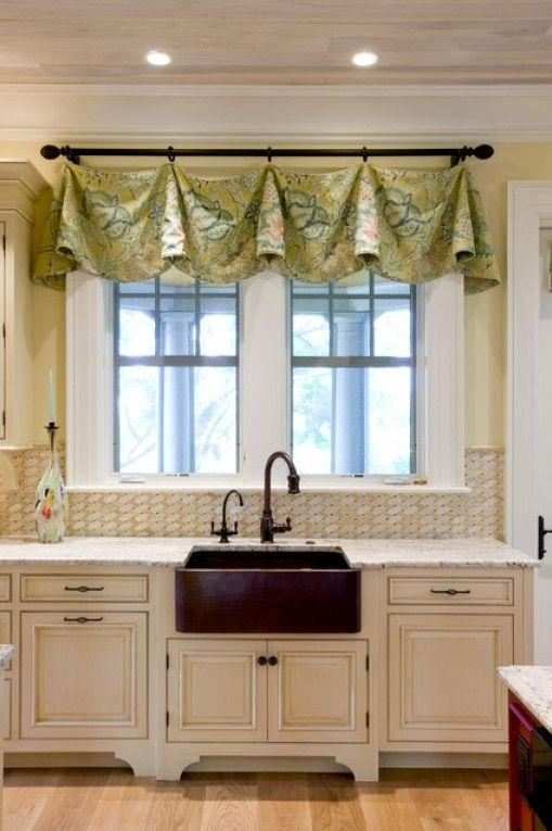 Short Kitchen Window Curtains