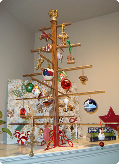 Wooden Christmas Tree Inspired By A Danish Design From Design Public