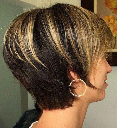 23 kurze haarschnitte für dickes haar | frisur dicke haare