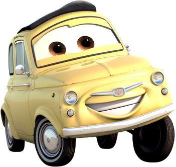 VOITURE DISNEY PIXAR CARS Nick pit tire