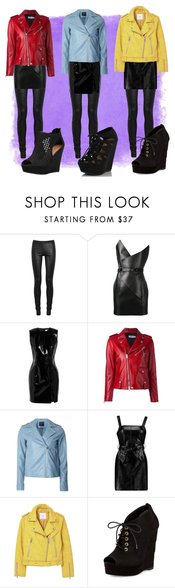"""Can't nobody hold us down"" by asaramarcelino ❤ liked on Polyvore featuring Rick Owens, Yves Saint Laurent, Topshop Unique, Coach, Dorothy Perkins, Boohoo, MANGO, Diane Von Furstenberg, Chinese Laundry and squadgoals"
