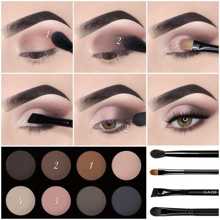 Photo of Würdest du diesen matten Look tragen? 💖 Make-up verwenden #Eye make up aesth…