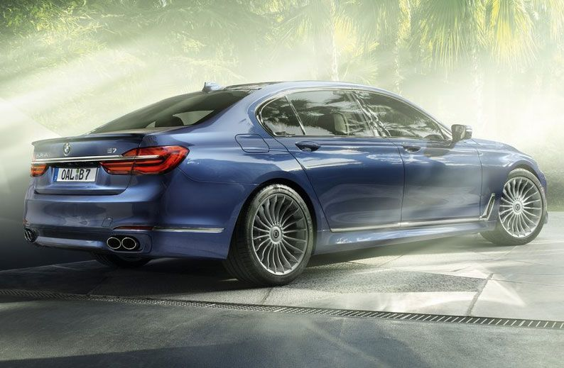 2017 Bmw 7 Series Alpina B7