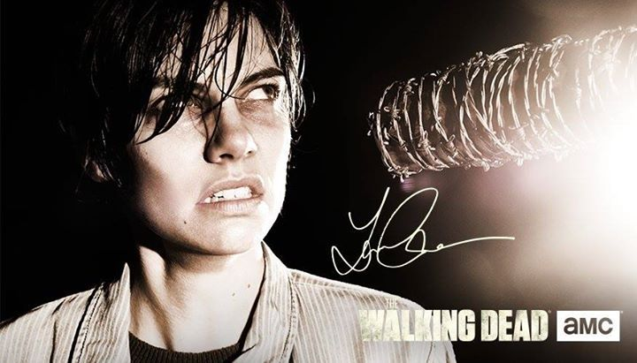 Quien de ellos morirá? en la nueva 7 temporada de The Walking Dead #cineyseries
