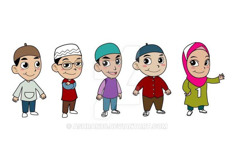 Little Ikhwan By Ashran86 On DeviantArt