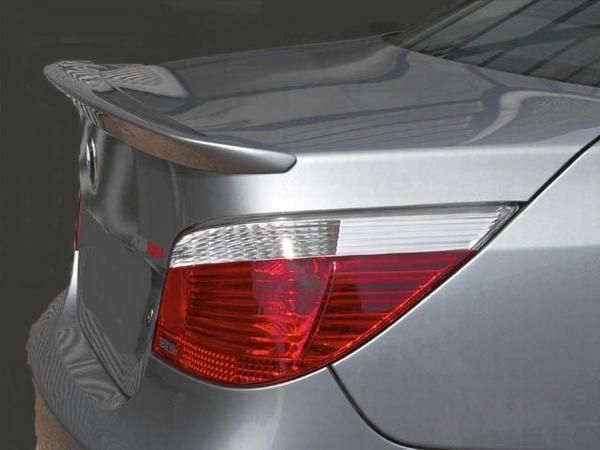 2004 2010 Bmw 5 Series Spoiler E60 Ac Schnitzer Style Bmw Bmw 5 Series Fuel Efficient