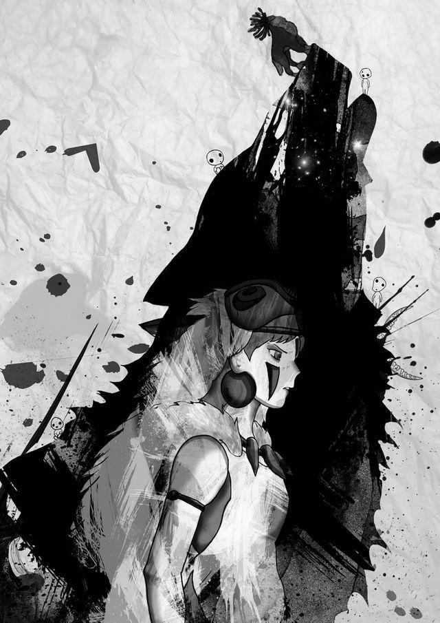ボード ジブリ イラスト Ghibli Illustration のピン