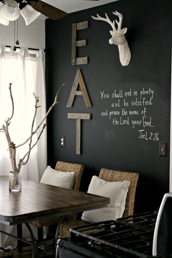 Eat Sign For Dining Room