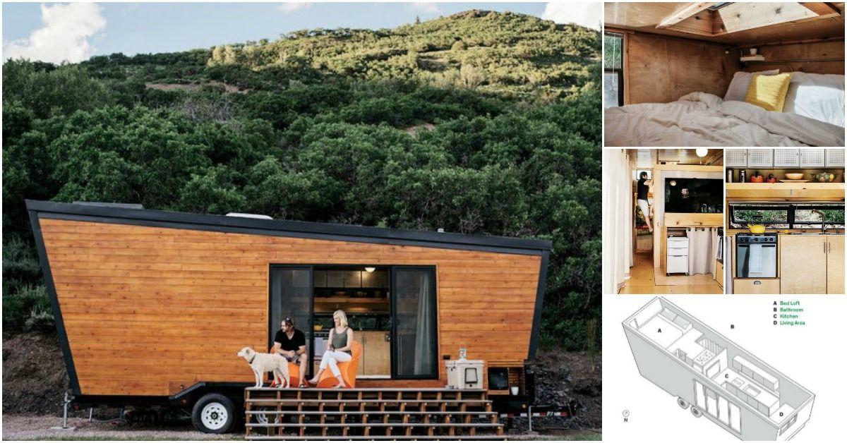 Marvelous California Paar DIY Zeitgenössische 236 Quadrat Fuß Kleines Haus  #california #kleines #quadrat #