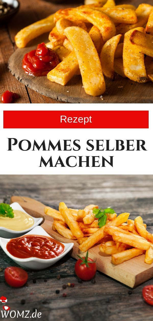 Photo of Make french fries yourself: recipe for oven, deep fryer, pan – WOMZ