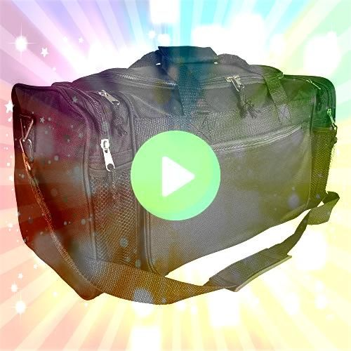 20 Sports Duffle Bag w Mesh and Valuables Pockets Travel Gym Piel Classic 23 Large Carry On Duffle In Rockland 19 Tote Bag  Black Eagle Creek Migrate Duffel  40 Liters Je...