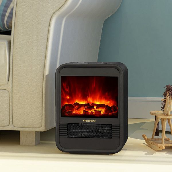 Mini Portable Electric Fireplace | Portable Electric Fireplace, Electric  Fireplaces And Fireplace Heater