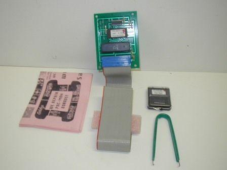 Pac Man PCB Repair & Diagnostic Kit (Item #9) (2 Bits