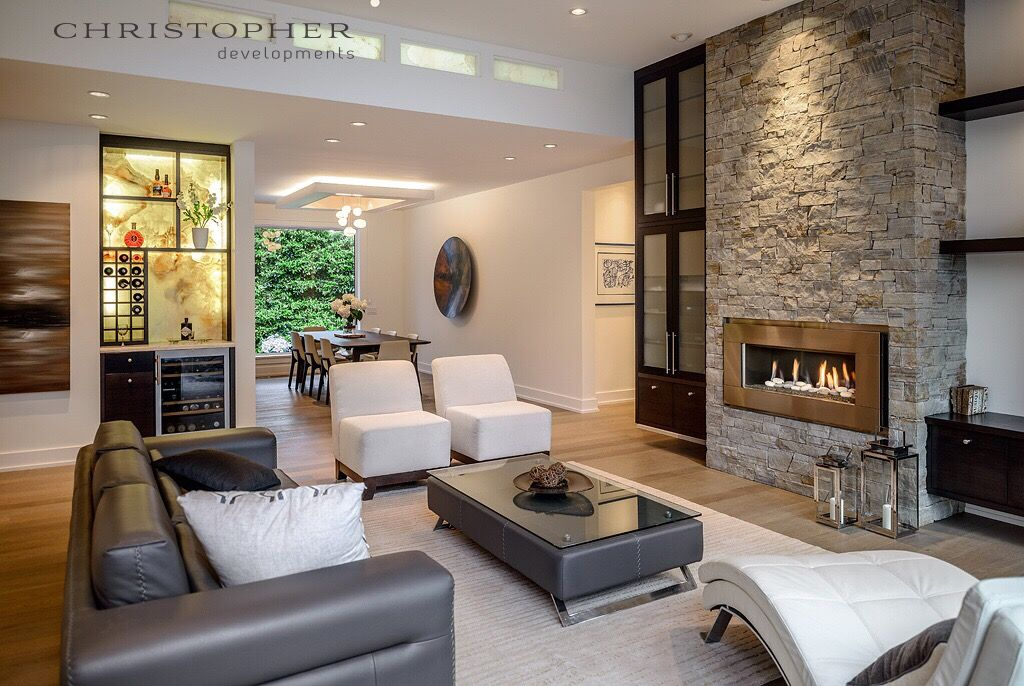 A West Coast Contemporary Home Designed And Built By