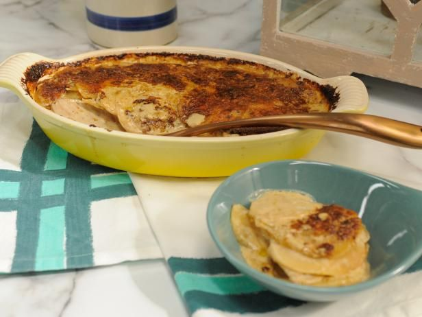 Potato Gratin with Porcini and Soy | Recipe | Foods, Recipes and ...