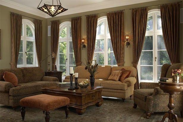 10 idee per il colore delle pareti in soggiorno - Parete Woodsy ...