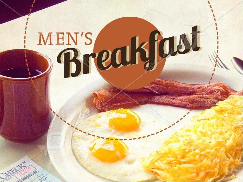 Mens breakfast powerpoint template template mens breakfast powerpoint template toneelgroepblik Choice Image