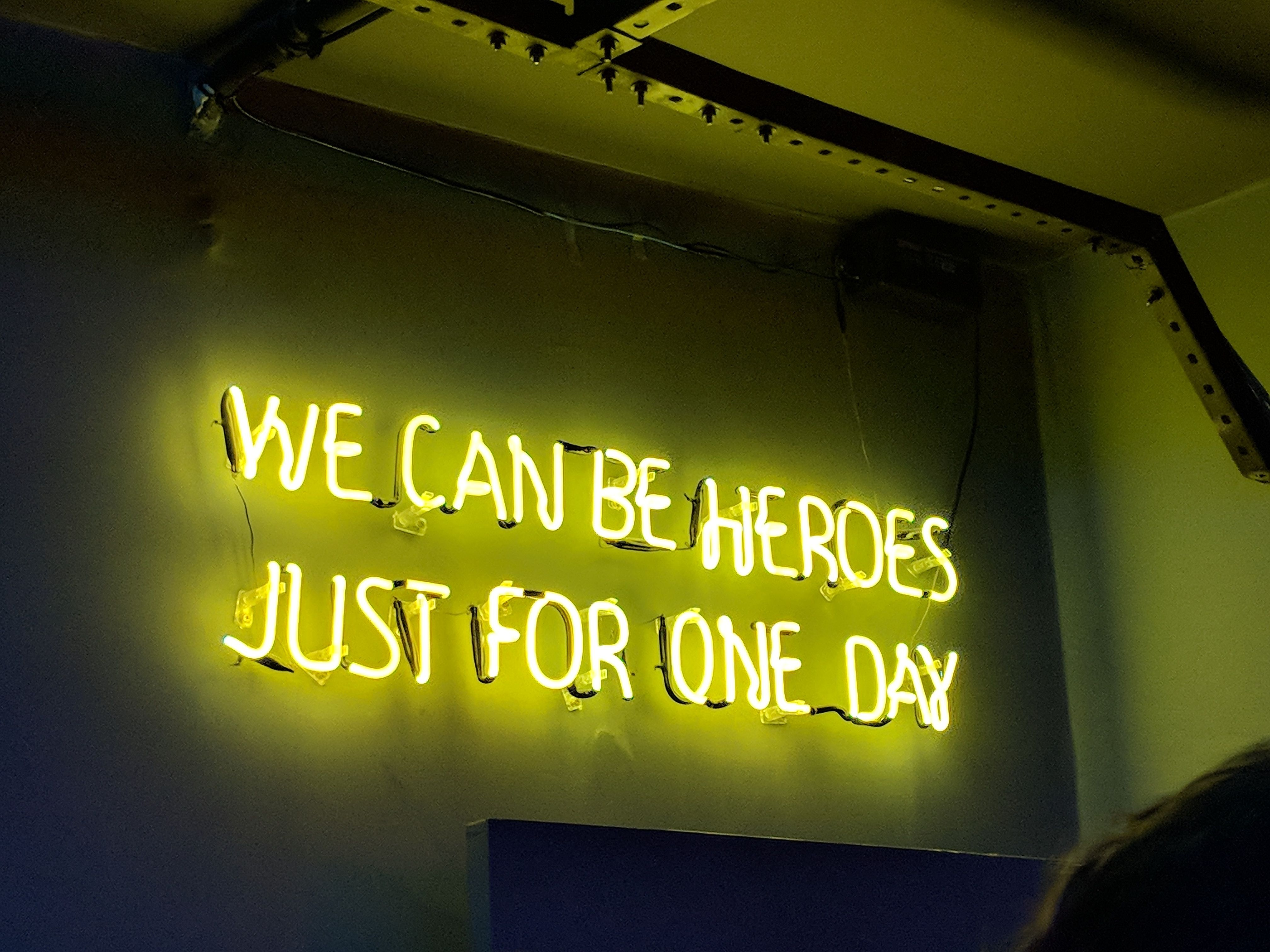 All My Heroes Neon signs, Neon aesthetic, Neon