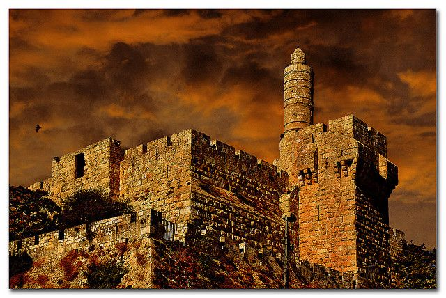 Tower of David – Old City of Jerusalem – Israel