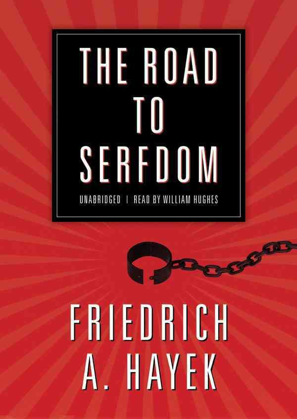 The Road to Serfdom: Library Edition | Audio books. Books a million. Best books to read