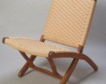 1960u0027s Mid Century HANS WEGNER Style Teak Wood