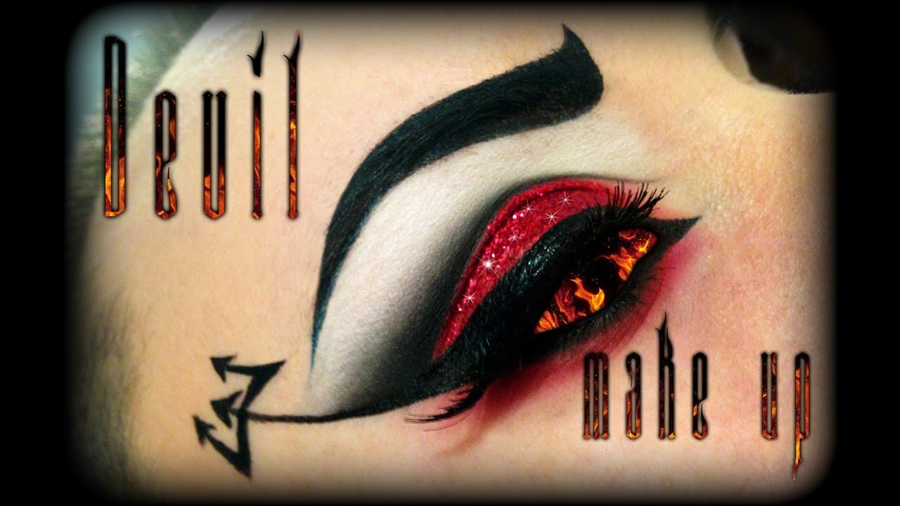 Halloween 2013 - Sexy Demon Makeup Tutorial ft. BH Cosmetics (Swatches A...
