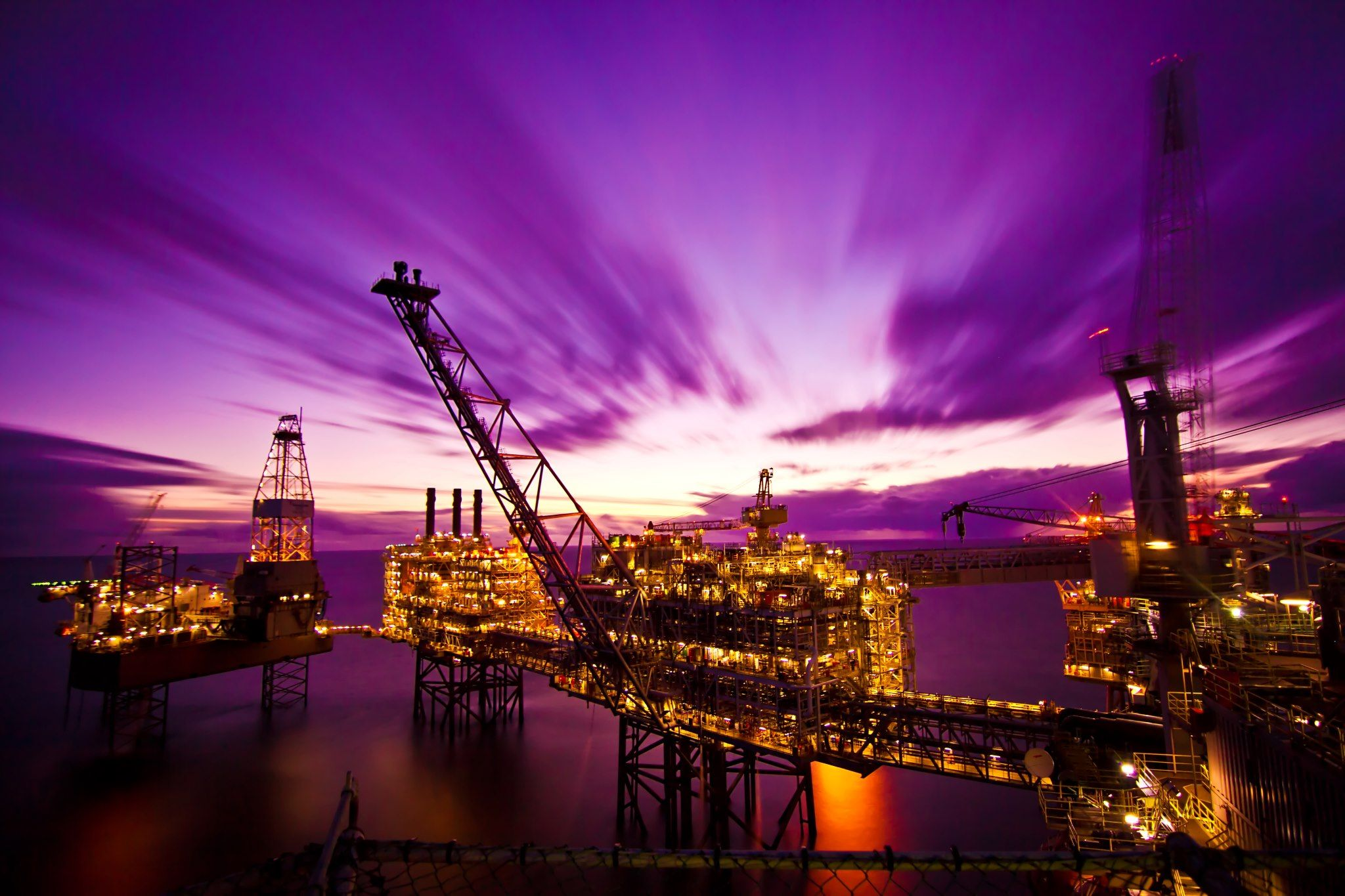 gas refinery jobs near me