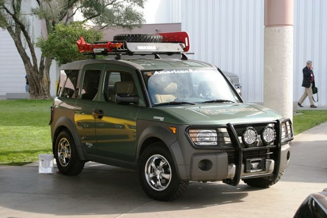 Lightweight Expedition Options Element RAV4 Suzuki