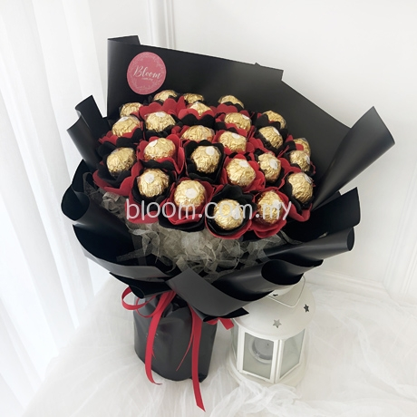 KL Flower Shop in 2020 Chocolate flowers bouquet, Candy