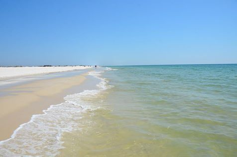 Johnson Beach Pensacola Florida