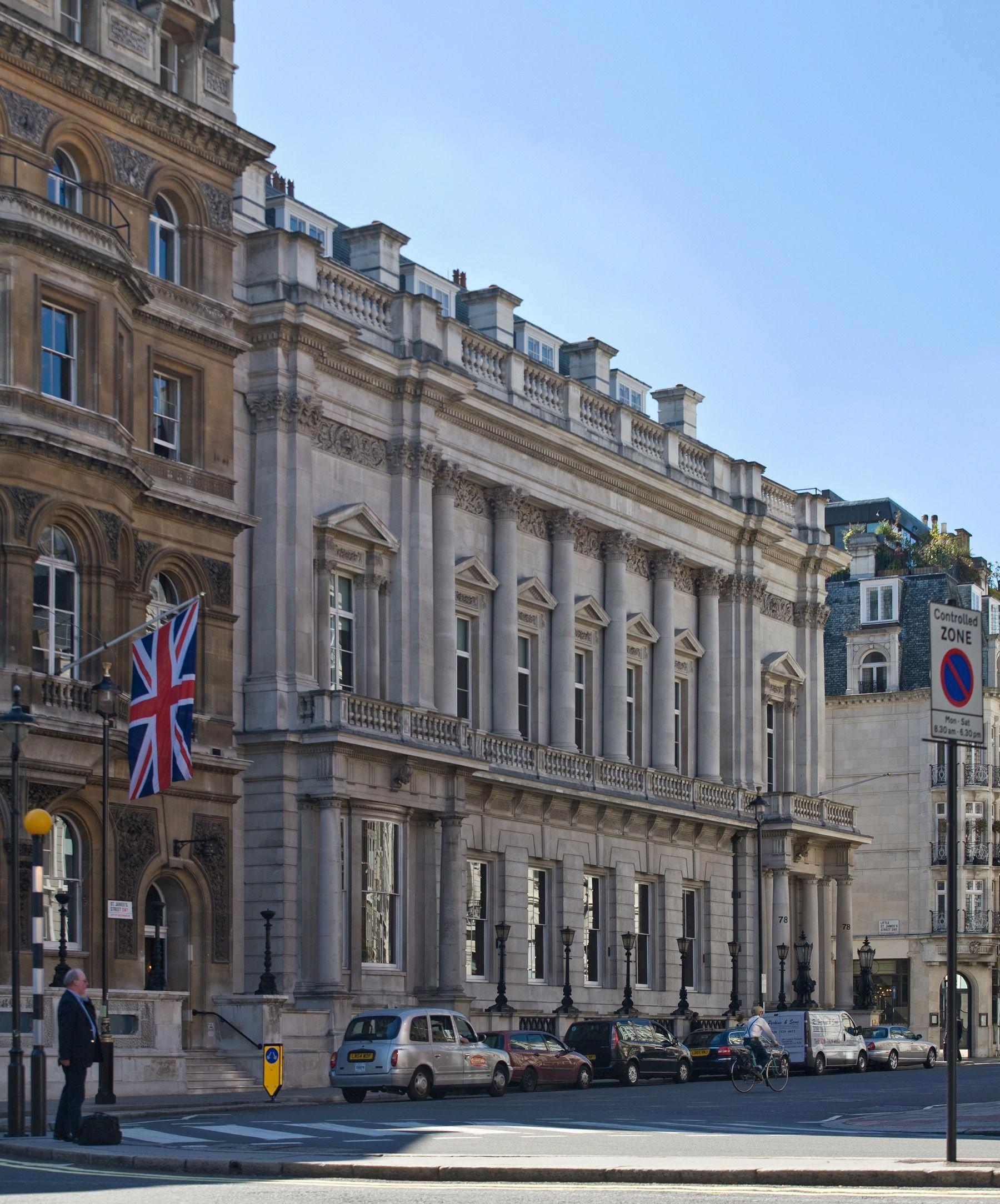 HSBC Private Bank, London #OffshoreBankingBusiness