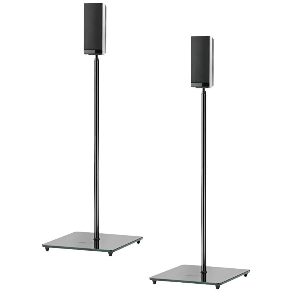 Omnimount El0 Audiophile Speaker Stands 2 Pk In 2019 Wall Mount Accessories Speaker Stands Audiophile Speakers Satellite Speakers