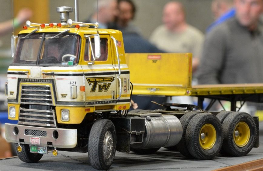 Truck model | Car & Truck Scale Models | Plastic model cars