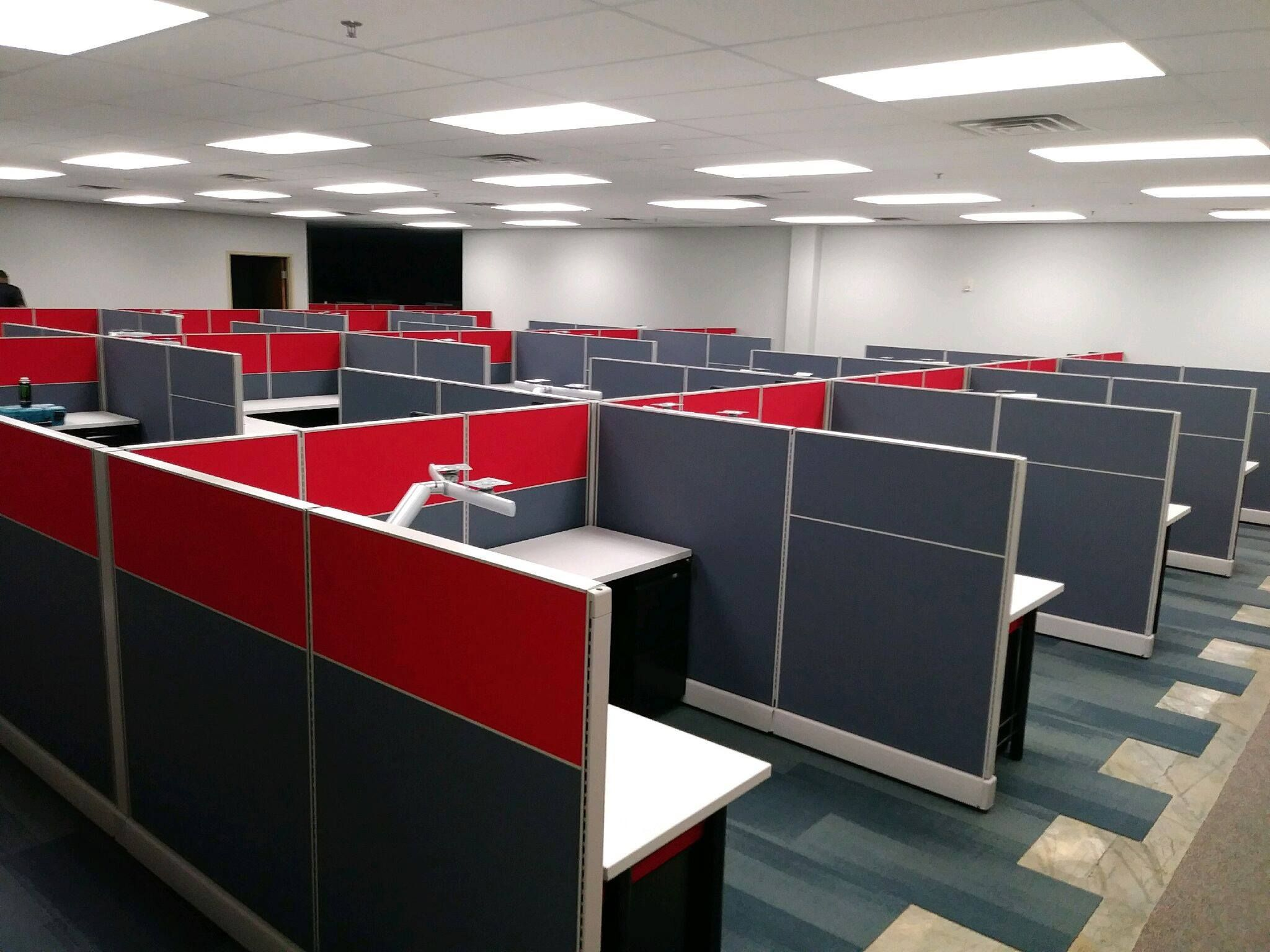 From new office furniture purchases and office workstation redesigns
