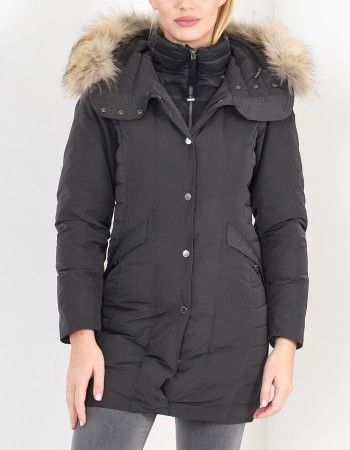 Parajumpers Anthracite Angie Coat