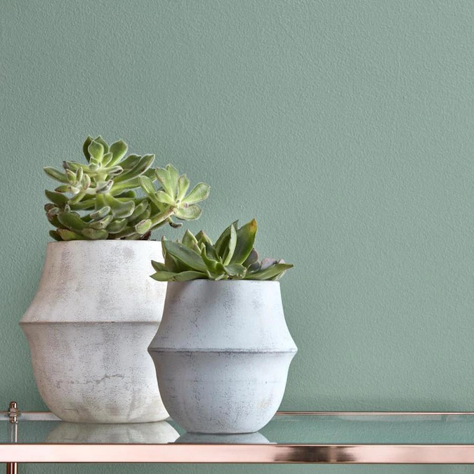 valspar secluded garden interior paint sample half pint on sample color schemes for interiors id=79816