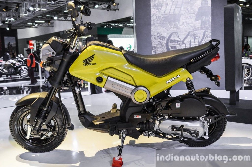 Honda Navi Base Variant Costs Over Inr 50 000 On Road With Images