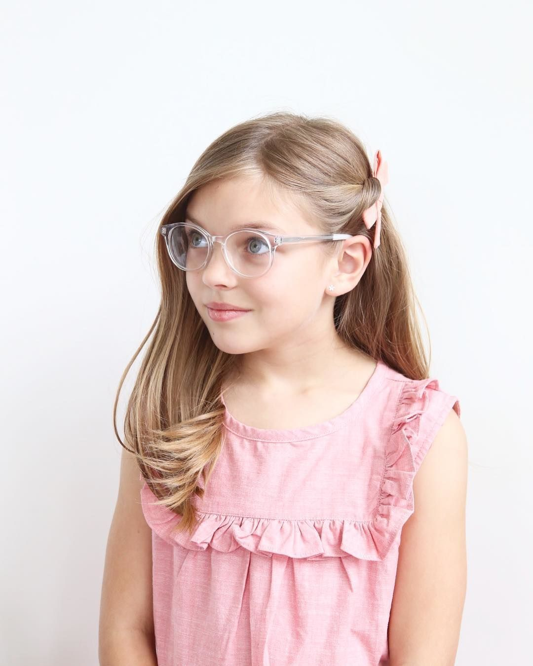 96d0b3e4d19 Limited Edition Kids Glasses    The Paige Clear
