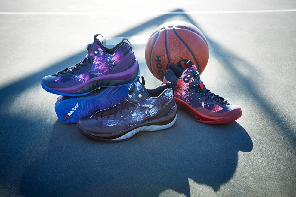 """bfee41153b7d0d Take the Plunge With the Reebok ZPump Rise """"Water"""" Pack"""