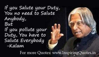 A P J Abdul Kalam Inspirational Quotes, Motivational