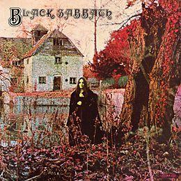 Studioalbumin Black Sabbath kansikuva