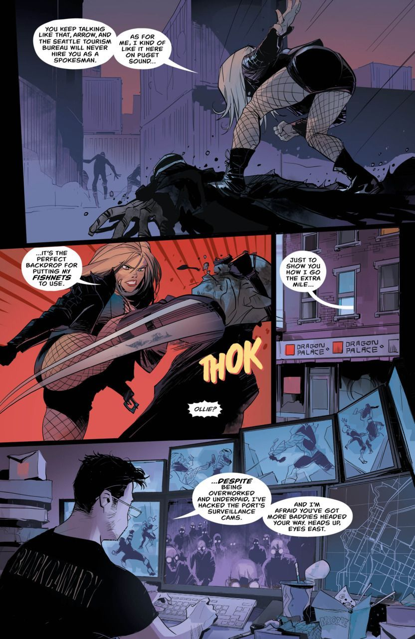 Preview: GREEN ARROW  - Comic Vine arrow1
