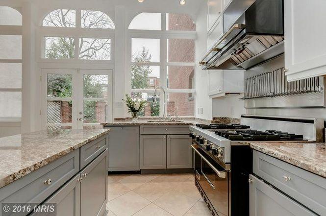 Washington, DC | Home, Kitchen, Kitchen cabinets
