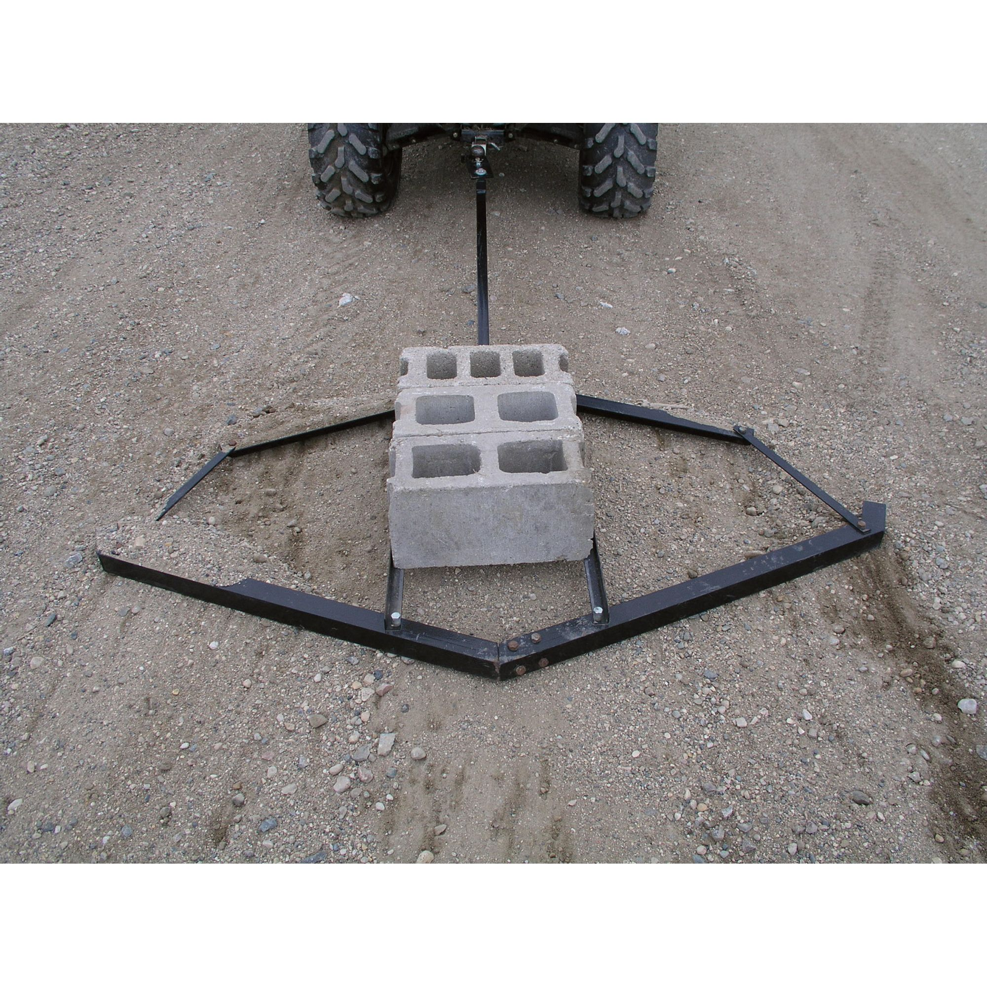 Use This To Level Your Yard Driveway Or Parking Lot Support Bars