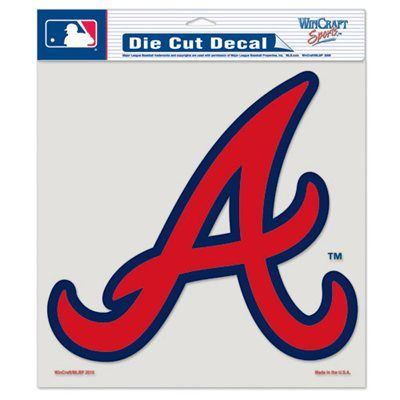 Sports teams logos are a great example of die cut stickers these logos are almost